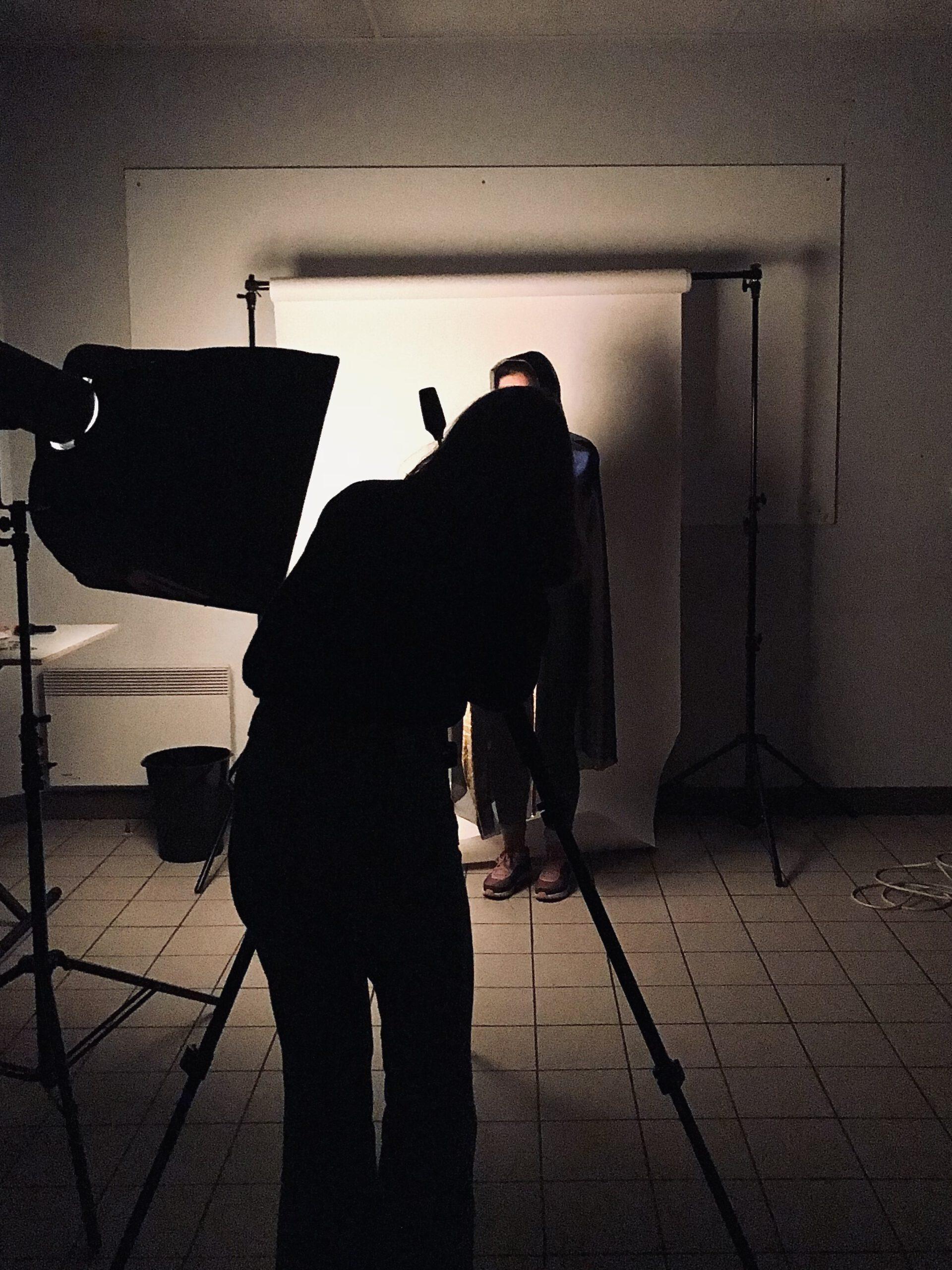 Studio - Bac Pro Photographie